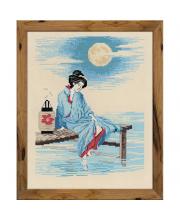 Набор для вышивания Светлая луна РИОЛИС
