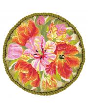 Набор для вышивания Подушка Тюльпаны РИОЛИС