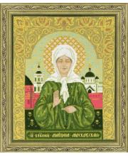 Набор для вышивания Св Блаженная Матрона Московская РИОЛИС