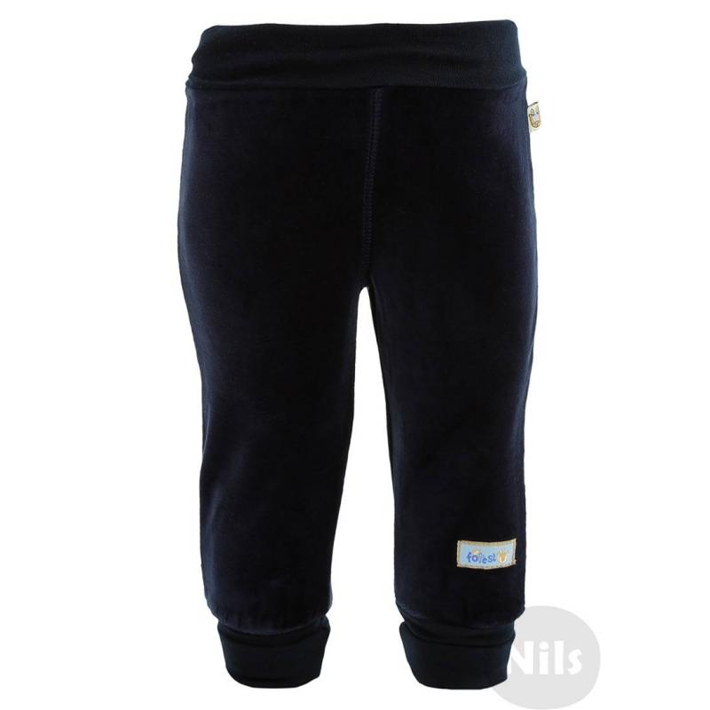 БрюкиВелюровые брюки темно-синегоцвета марки BLUE SEVEN для малышей. Брюки из мягкого бархатистого велюра с эластичным поясом. Благодаря отворотам длину брюк можно регулировать. Брюки украшены нашивкой на штанине.<br><br>Размер: 2 месяца<br>Цвет: Темносиний<br>Рост: 56<br>Пол: Для мальчика<br>Артикул: 604144<br>Бренд: Германия<br>Страна производитель: Китай<br>Сезон: Всесезонный<br>Состав: 75% Хлопок, 25% Полиэстер