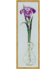 Набор для вышивания Король цветов РИОЛИС