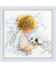 Набор для вышивания День ангела РИОЛИС