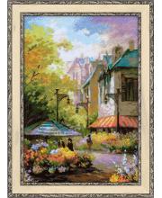 Набор для вышивания Цветочная улица РИОЛИС
