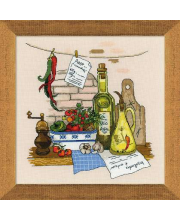 Набор для вышивания Натюрморт с перцем РИОЛИС