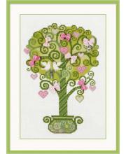 Набор для вышивания Дерево счастья РИОЛИС