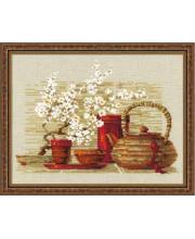Набор для вышивания Чай РИОЛИС