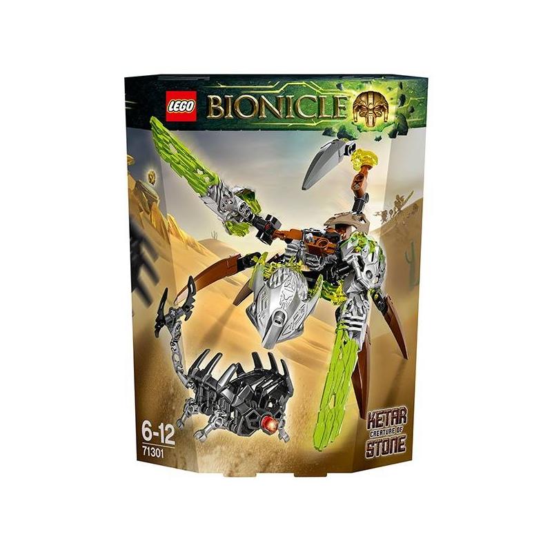 Конструктор Биониклы Кетар - Тотемное животное Камня