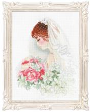 Набор для вышивания Невеста РИОЛИС