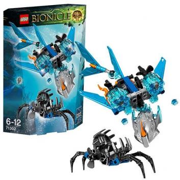 Конструктор Биониклы Акида - Тотемное животное Воды
