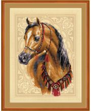 Частичная вышивка Арабское сокровище РИОЛИС