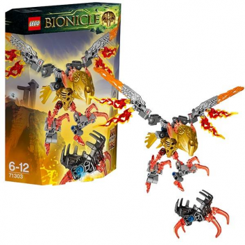 Конструктор Биониклы Икир - Тотемное животное Огня
