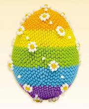 Набор для плетения из бисера Яйцо пасхальное РИОЛИС