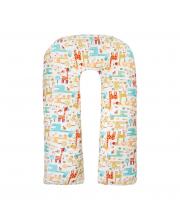 Подушка для беременных U-образная Amarobaby