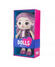 Мягкая игрушка кукла Василиса 35 см