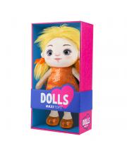 Мягкая игрушка кукла Милена 35 см