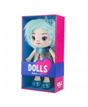 Мягкая игрушка кукла Карина 35 см