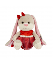 Мягкая игрушка Зайка 25 см Jack&Lin