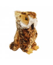 Мягкая игрушка сова 25 см KEEL TOYS