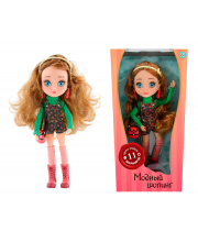 Кукла Вика Модный Шопинг