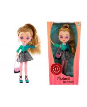 Кукла Марина Модный Шопинг
