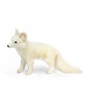 Лисица белая 40 см Hansa