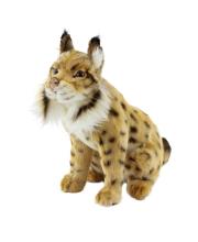 Иберийская рысь 28 см Hansa