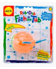 Игрушка для ванны Рыба-ёж ALEX