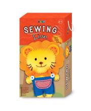 Набор для шитья мягкая игрушка Лев Avenir