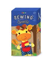 Набор для шитья мягкая игрушка Жираф Avenir