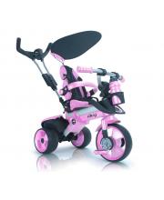 Велосипед трехколесный CITY TRIKE Aluminium Pink Rosa