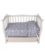 Комплект в кроватку EXCLUSIVE Soft Collection Amarobaby