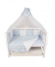 Комплект в кроватку Amarobaby