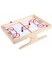 Настольная игра Магнитный хоккей с мячом Десятое королевство