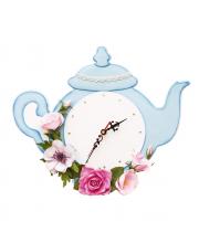 Набор для творчества часы Чайник Волшебная мастерская