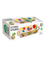 Кубики Цвет на оси Десятое королевство