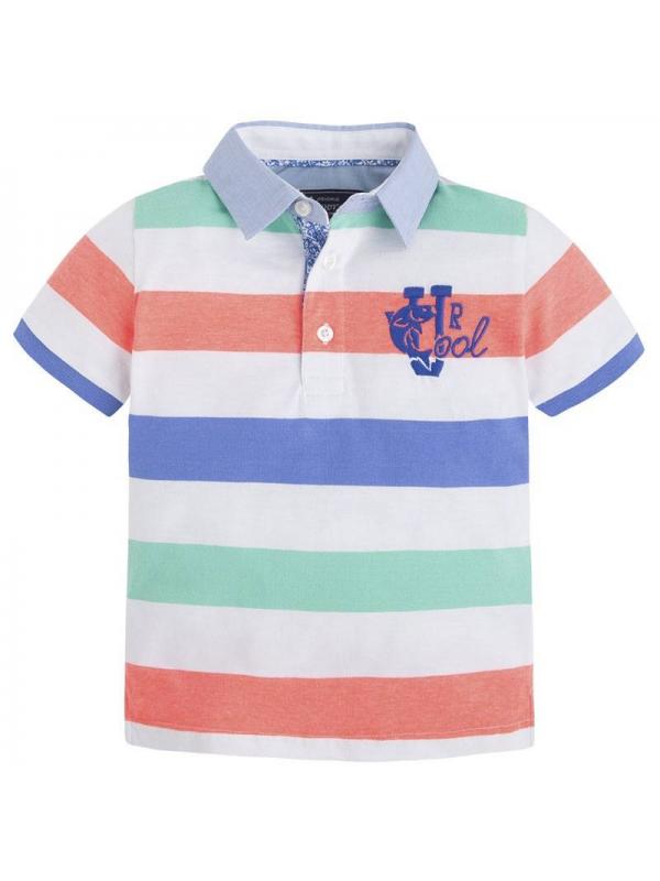 Рубашка-поло MAYORAL (оранжевый)