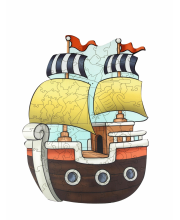 Пазл Кораблик Woodland
