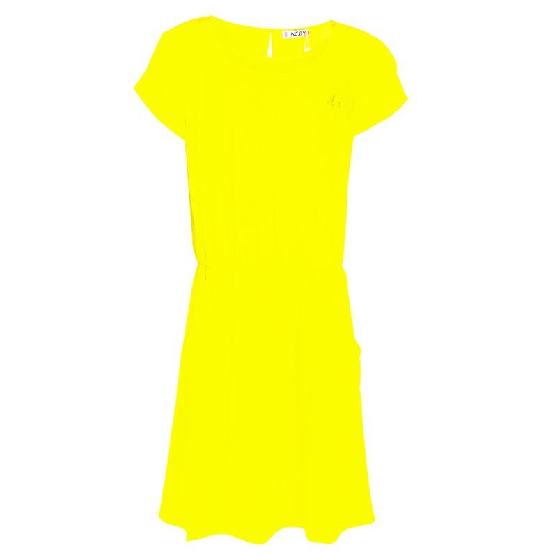 ПлатьеПлатье желтогоцвета марки INCITYдля девочек.<br>Легкоелетнее платье выполнено из вискозы и декорировано небольшими цветами, а также дополнено удобными карманами и резинкой на талии.<br><br>Размер: 12 лет<br>Цвет: Желтый<br>Рост: 152<br>Пол: Для девочки<br>Артикул: 644996<br>Страна производитель: Китай<br>Сезон: Весна/Лето<br>Состав: 100% Вискоза<br>Бренд: Россия