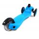 Спорт и отдых, Самокат Y-Scoo RT My free FIXED Globber (голубой)640274, фото 6