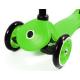 Спорт и отдых, Самокат Y-Scoo RT My free FIXED Globber (зеленый)640275, фото 5