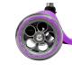 Спорт и отдых, Самокат Y-Scoo RT My free FIXED Globber (фиолетовый)640277, фото 4