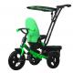 Спорт и отдых, Велосипед трехколесный original RT Lexus trike Prigaro Emerald ICON (зеленый)650252, фото 5