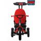 Спорт и отдых, Велосипед трехколесный original RT Lexus trike Black brilliant ICON (красный)650250, фото 6