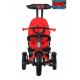 Спорт и отдых, Велосипед трехколесный original RT Lexus trike Black brilliant ICON (красный)650250, фото 7