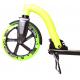 Спорт и отдых, Самокат Slicker New Technology 230 Y-SCOO (зеленый)650867, фото 6
