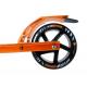 Спорт и отдых, Самокат RT 205 SLICKER DELUXE gold Y-SCOO (оранжевый)644692, фото 6