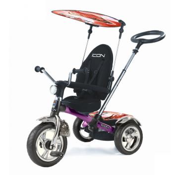 Спорт и отдых, Велосипед трехколесный 3 RT Original Fuksia Angel ICON (малиновый)650005, фото