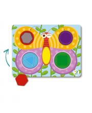 Развивающая игра Бабочка Dodo
