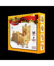 Конструктор Замок №1 набор из 220 деталей ЛЕСОВИЧОК