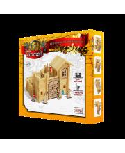 Конструктор Замок №2 набор из 340 деталей ЛЕСОВИЧОК